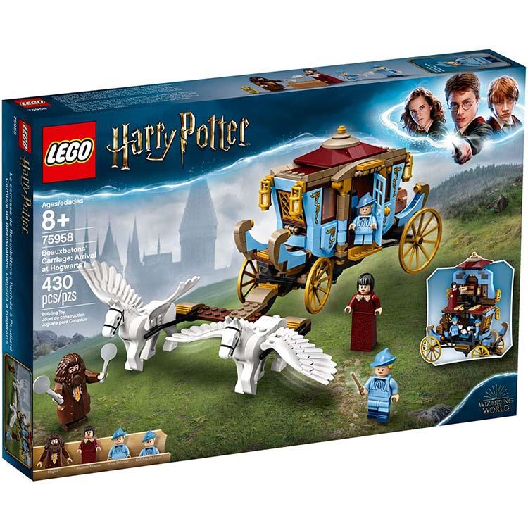 樂高積木 LEGO《 LT75958 》Harry Potter 哈利波特系列 - Beauxbat