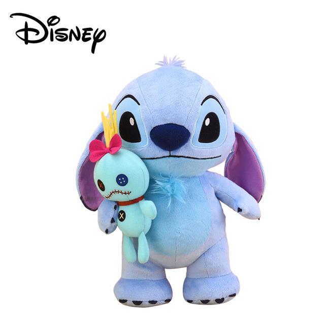 史迪奇 醜丫頭 絨毛玩偶 32cm 娃娃 星際寶貝 Stitch 迪士尼 Disney SEGA