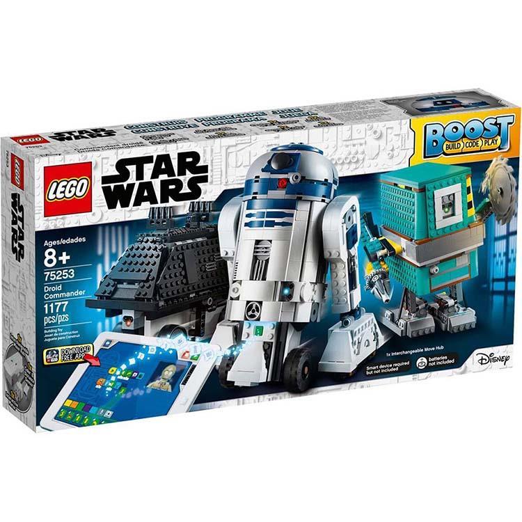 樂高積木 LEGO《 LT75253 》STAR WARS 星際大戰系列 - Droid Comma