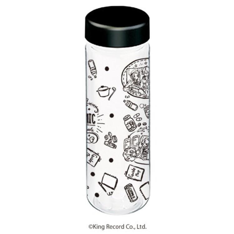 催眠麥克風日版透明水瓶