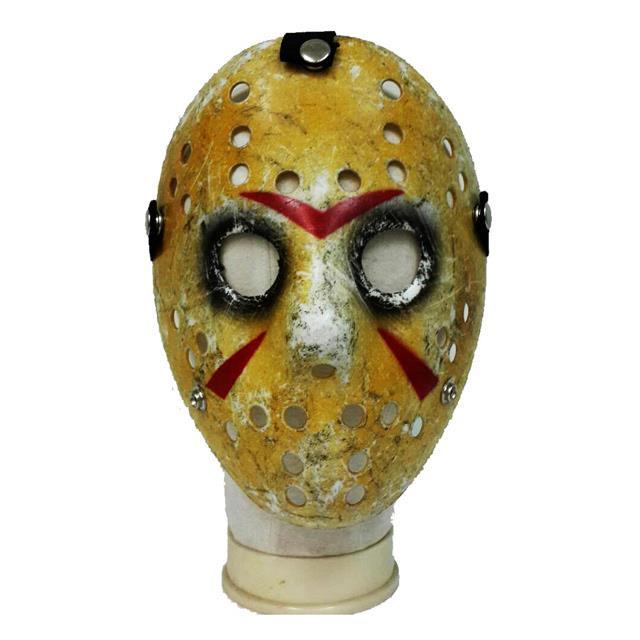 樂活e棧-萬聖節童裝系列-十三號星期五面具