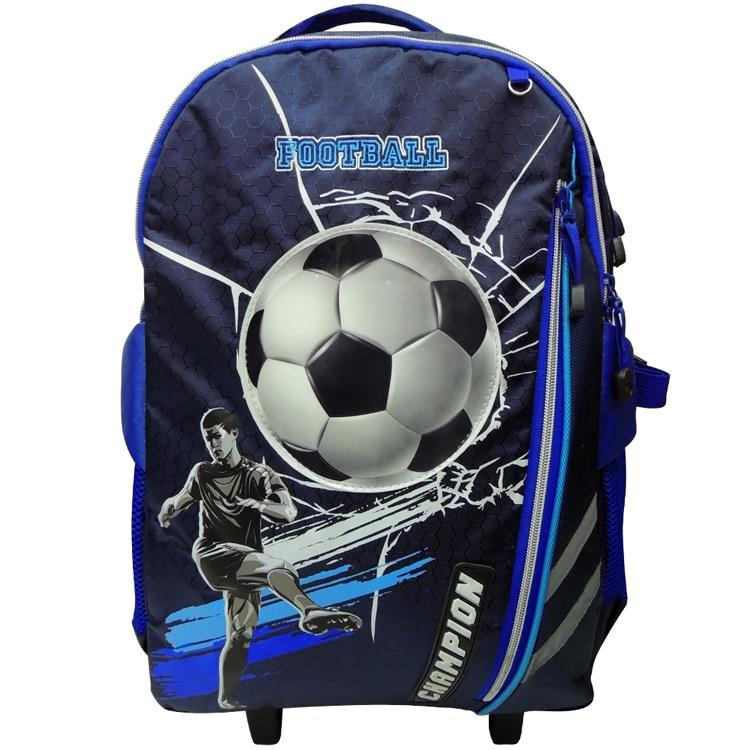 【MAXPERO】足球小子拉桿書包 / 拉桿背包 (FB06A)