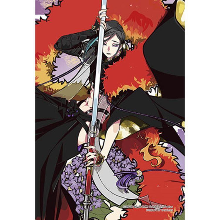 刀劍亂舞 靜形薙刀 日系/70P塑膠拼圖