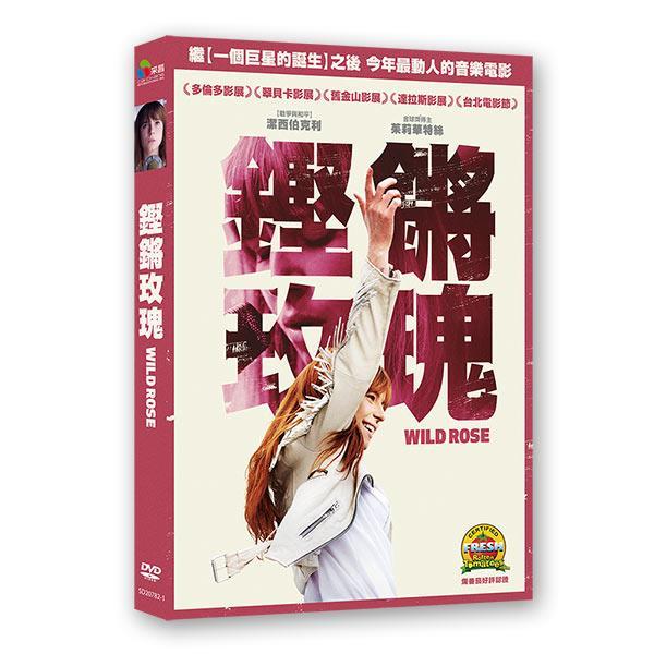 鏗鏘玫瑰 DVD