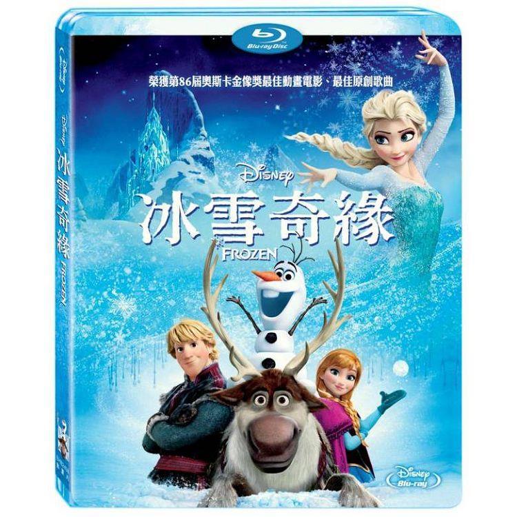 冰雪奇緣 (單碟版) BD