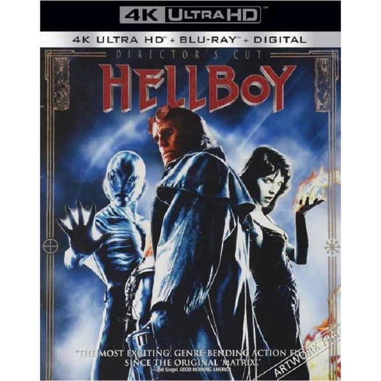 地獄怪客 UHD+BD 雙碟限定版 BD