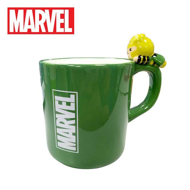 漫威英雄 趴姿造型 馬克杯 260ml 咖啡杯 復仇者聯盟 女蜘蛛人 洛基 MARVEL