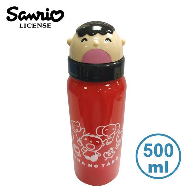 大寶 翻蓋水壺 500ml 吸管水壺 水壺 附提繩 三麗鷗 Sanrio