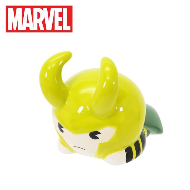 洛基 陶瓷存錢筒 儲金箱 小費箱 雷神索爾 復仇者聯盟 漫威英雄 MARVEL