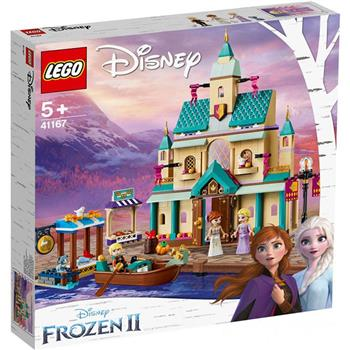 樂高積木 LEGO《LT41167》迪士尼公主系列-Arendelle Castle Village