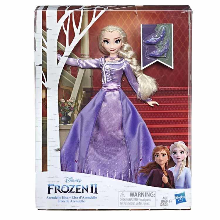 《 Disney 迪士尼》冰雪奇緣2豪華公主組-艾莎