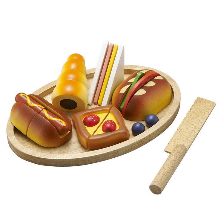 《 日本 Ed-Inter 》木玩系列 - 小小西點達人