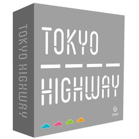 東京高速公路 桌上遊戲 (中文版 ) Tokyo highway