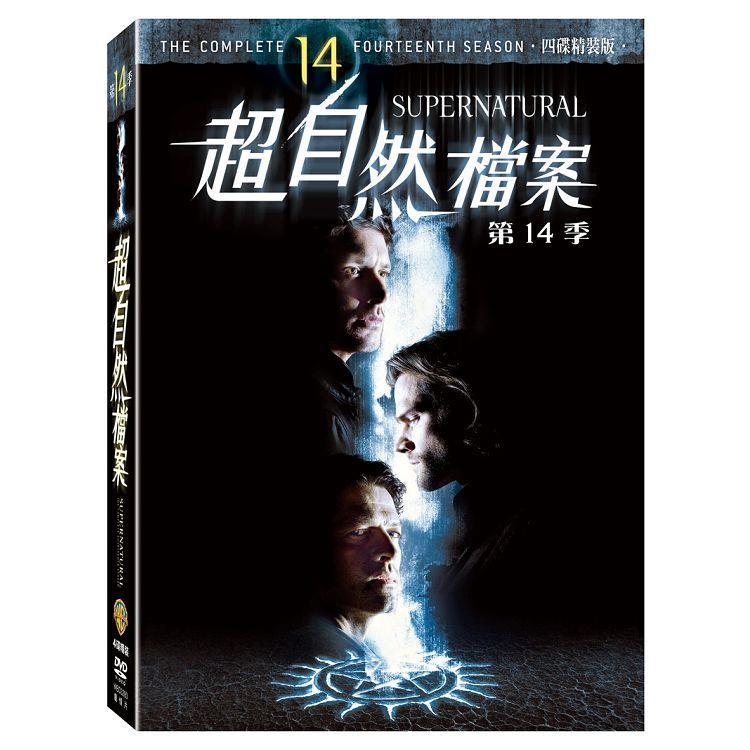 超自然檔案第十四季DVD