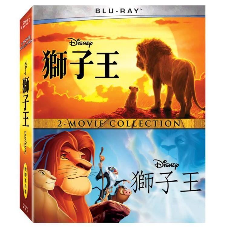 獅子王 動畫 & 真人 雙版本合集 BD