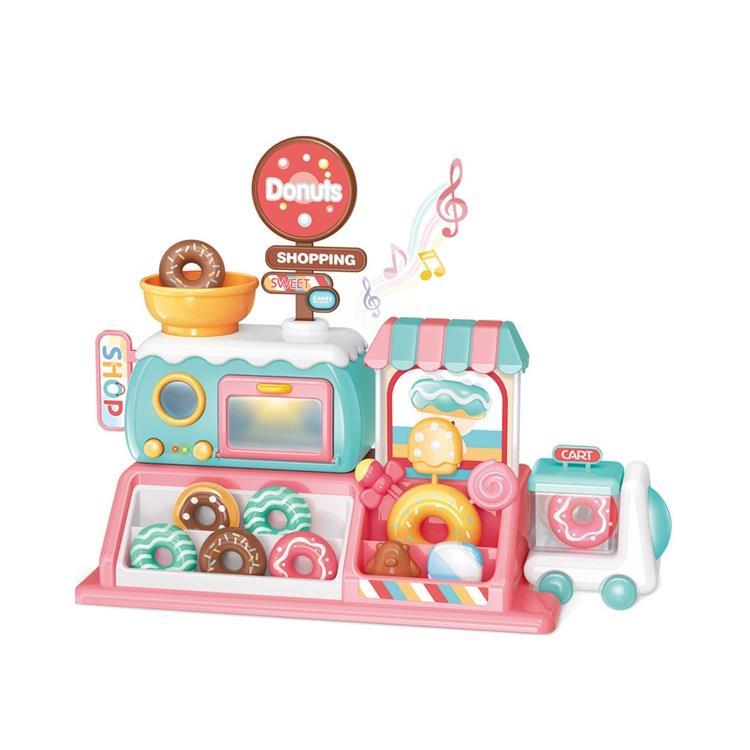 【虎兒寶】Mini Candy 糖果計劃系列 - 甜甜圈商店