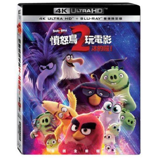 憤怒鳥玩電影2:冰的啦 UHD+BD 雙碟限定版 BD