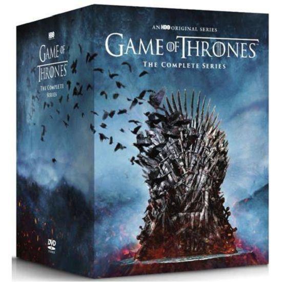冰與火之歌:權力遊戲 全套典藏版 DVD