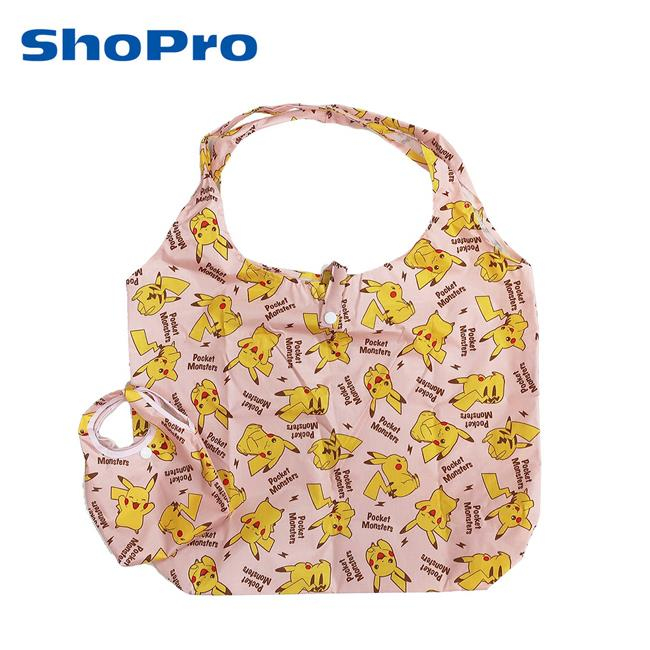 皮卡丘 摺疊 購物袋 環保袋 手提袋 寶可夢 神奇寶貝