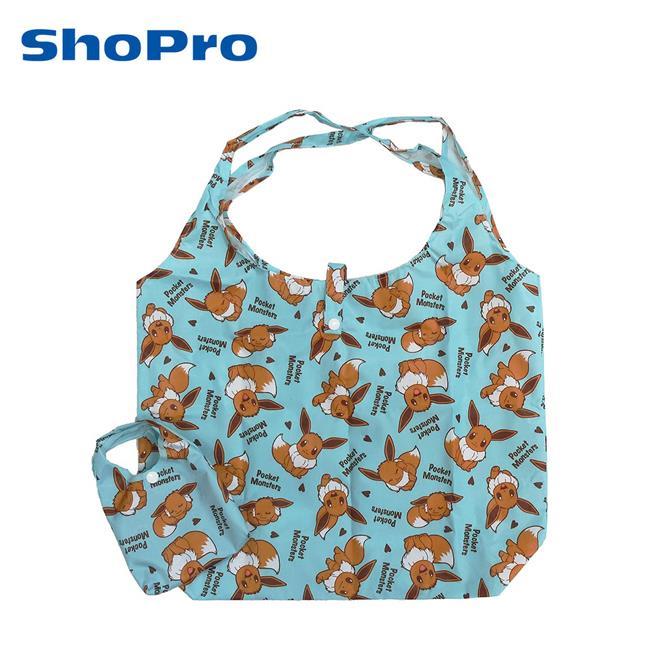 伊布 摺疊 購物袋 環保袋 手提袋 寶可夢 神奇寶貝