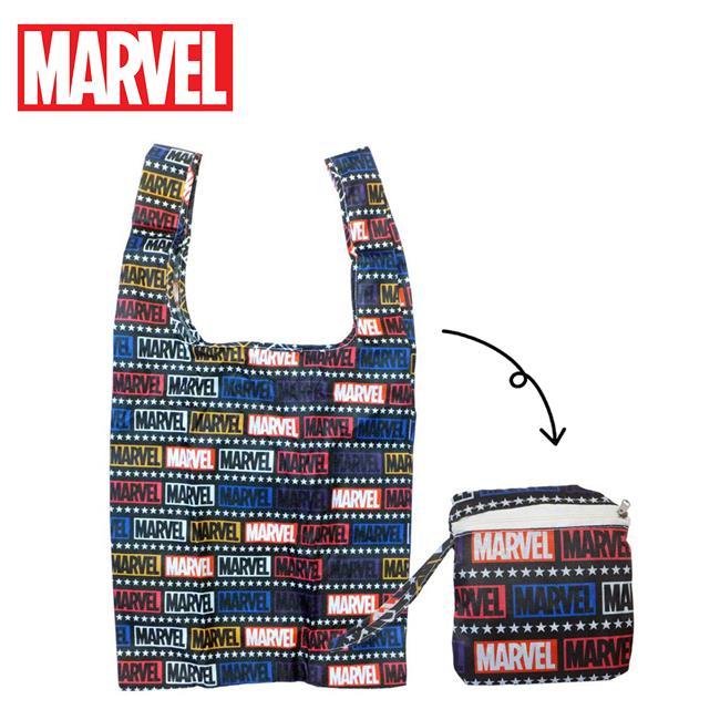 漫威英雄 摺疊 購物袋 環保袋 手提袋 MARVEL