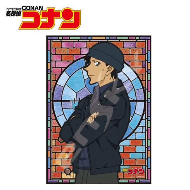 赤井秀一 透明拼圖 208片 日本製 名偵探柯南 塑膠拼圖 拼圖 益智玩具 ARTBOX