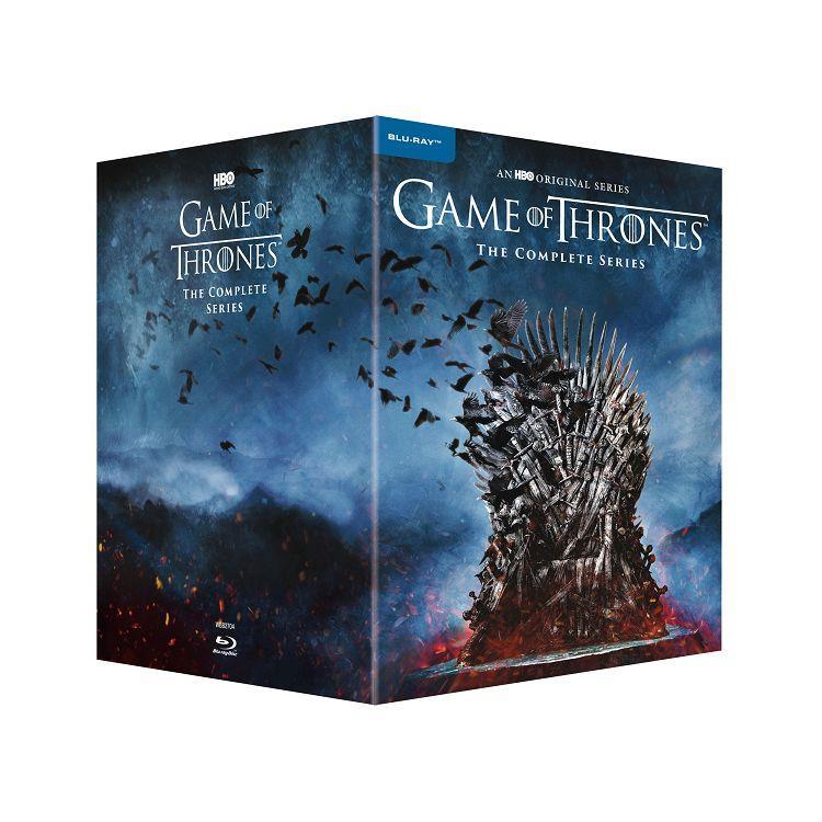 冰與火之歌:權力遊戲 全套典藏版 BD