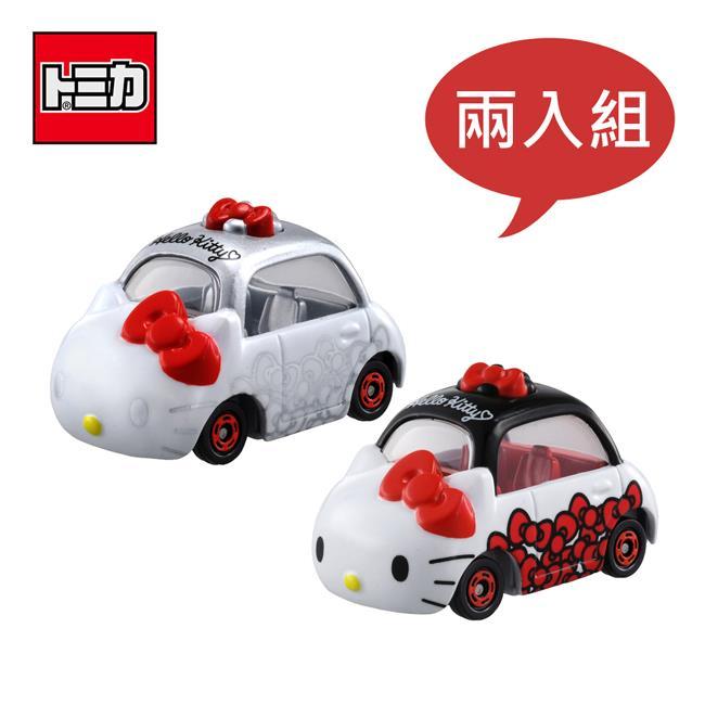 盒裝2款 TOMICA 凱蒂貓 45周年特別版 小汽車 玩具車 Hello Kitty 多美小汽車