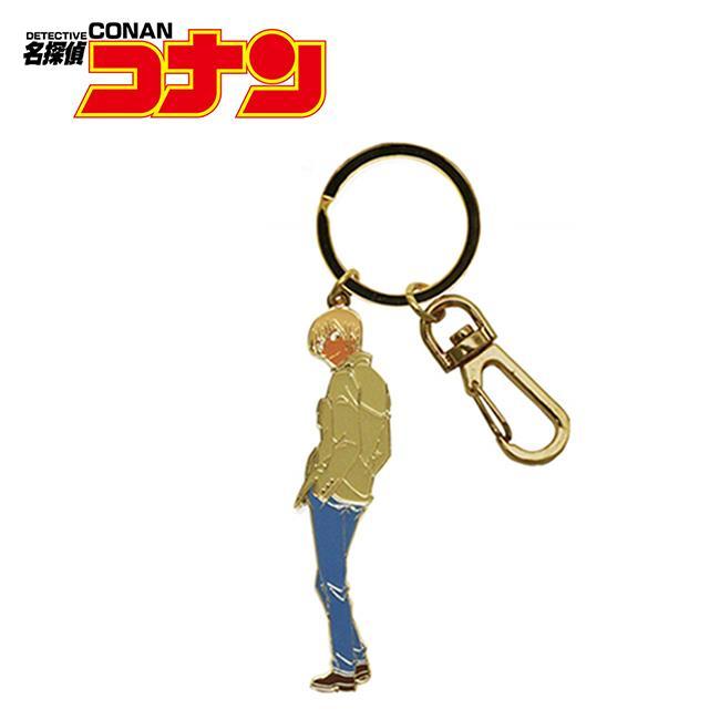 安室透 金屬鑰匙圈 吊飾 名偵探柯南