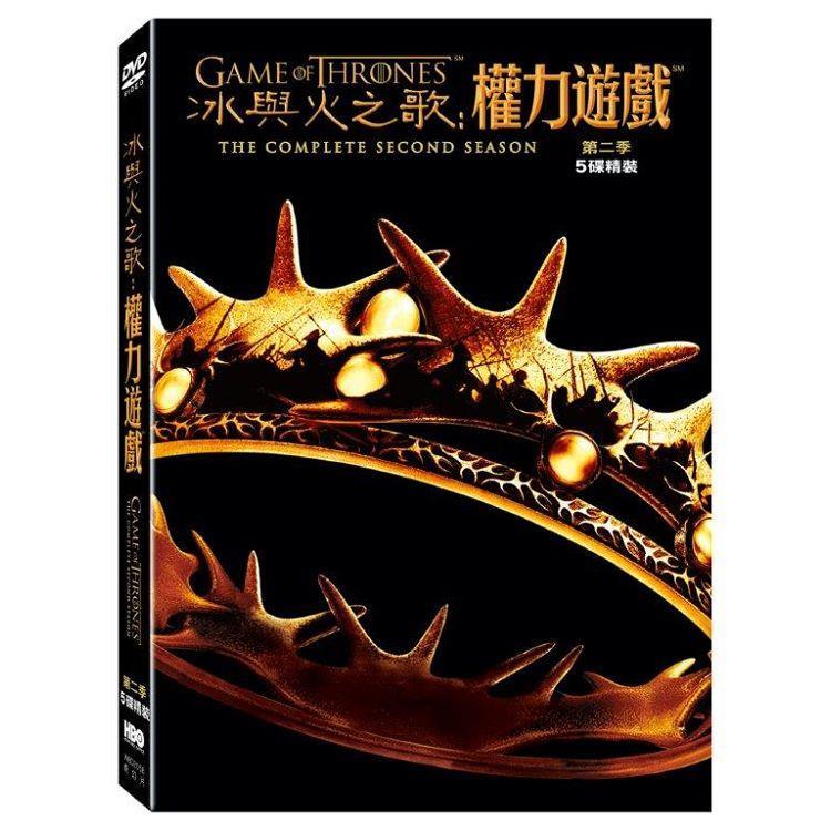 冰與火之歌:權力遊戲 第二季 DVD