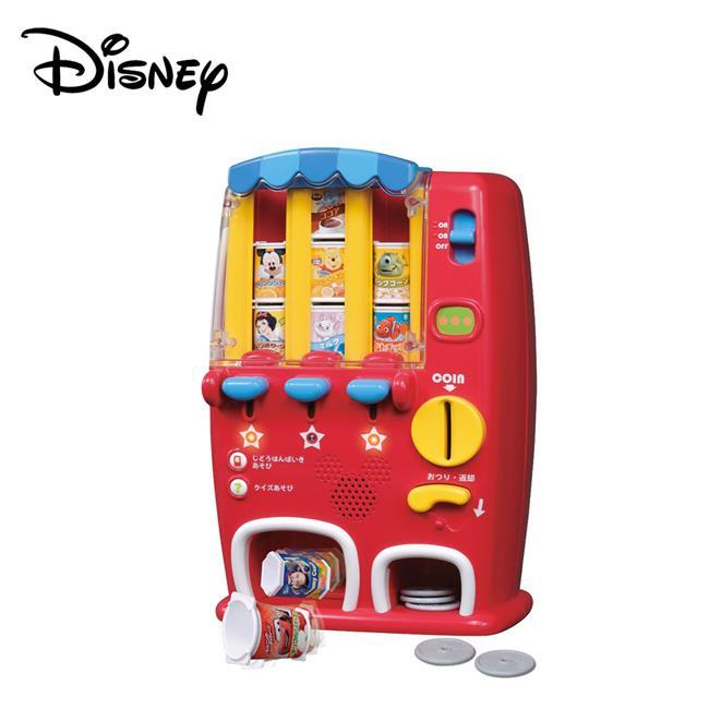 迪士尼 自動販賣機 學齡前玩具 聲光玩具 幼兒玩具 TAKARA TOMY