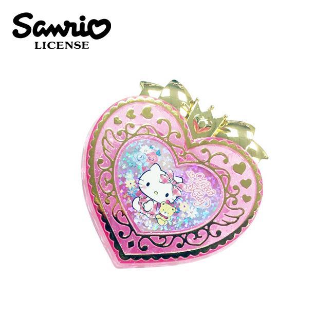 凱蒂貓 心型飾品盒 置物盒 收納盒 桌面收納 Hello Kitty 三麗鷗 Sanrio