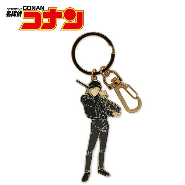 赤井秀一  金屬鑰匙圈 吊飾 名偵探柯南
