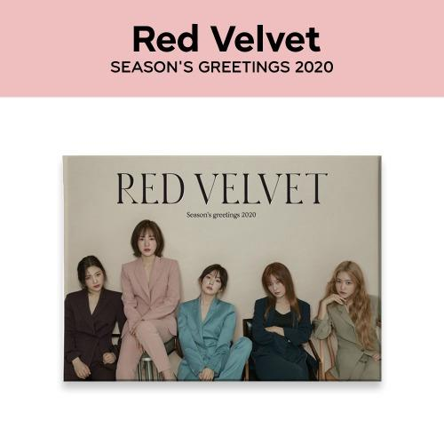 Red Velvet 2020 SEASON'S GREETINGS 年曆組合(含特典小卡)