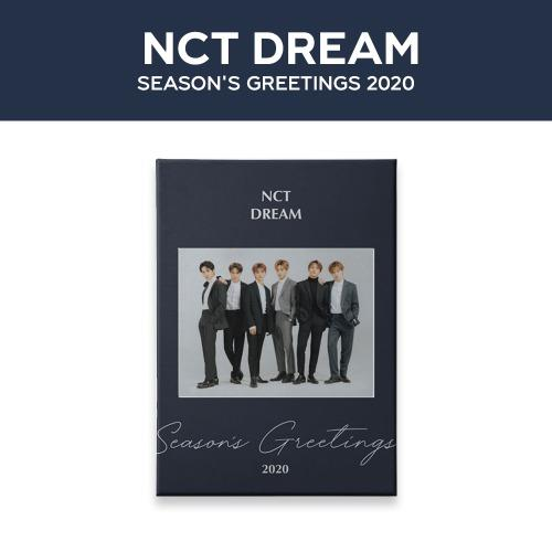NCT DREAM 2020 SEASON'S GREETINGS 年曆組合(含特典小卡)