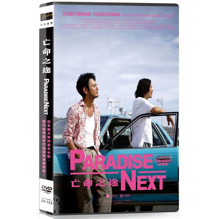 亡命之途 DVD