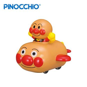 麵包超人 迴力車 玩具車 迴力小飛機 玩具 ANPANMAN PINOCCHIO