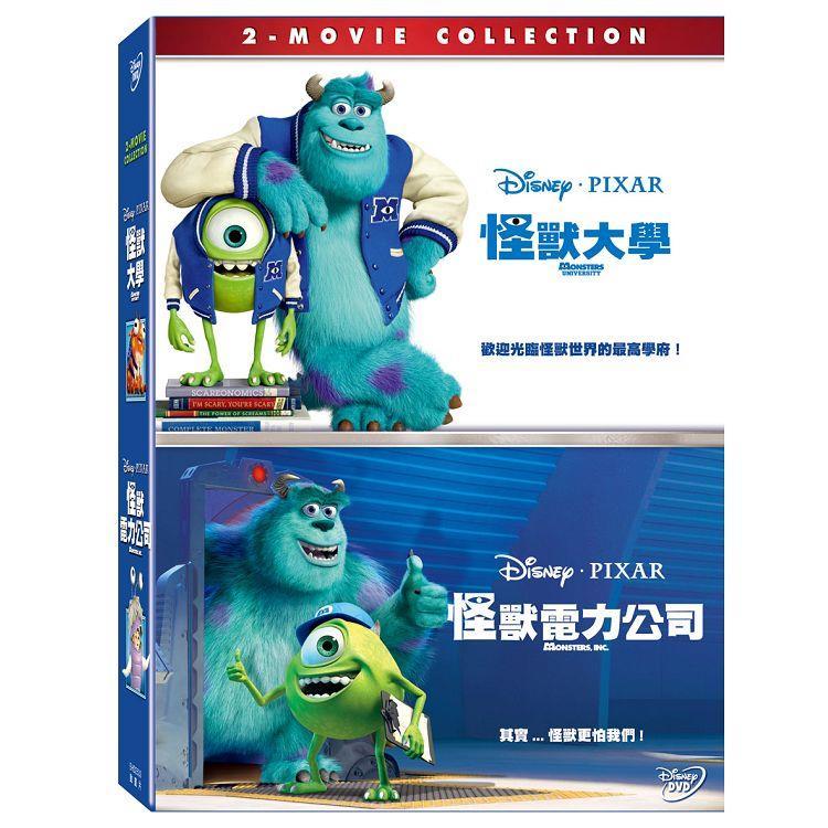 怪獸大學+怪獸電力公司 合集 DVD