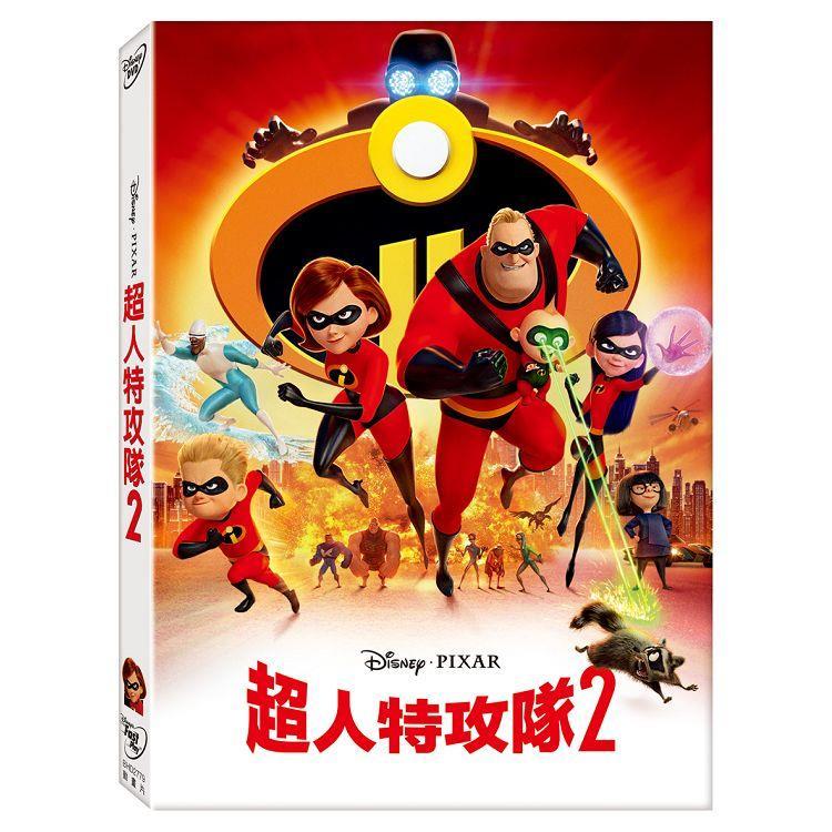 超人特攻隊 2 DVD