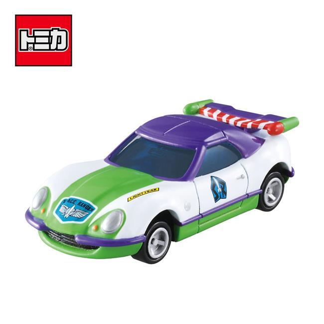 TOMICA DM-03 巴斯光年 跑車 玩具總動員 玩具車 Disney Motors 多美小汽車