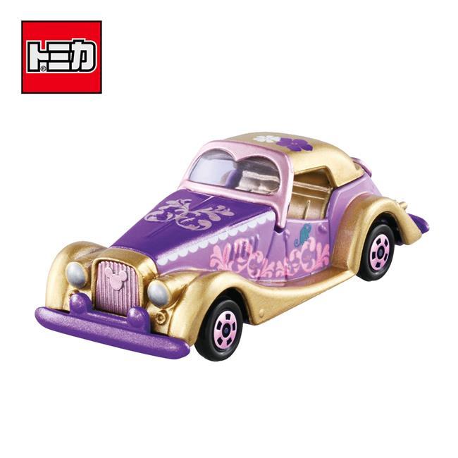 TOMICA DM-08 長髮公主 老爺車 樂佩 魔髮奇緣 玩具車 Disney Motors