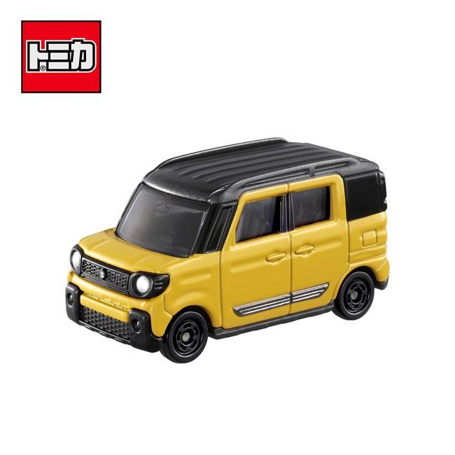 TOMICA NO.75 鈴木 SPACIA GEAR 迷你休旅車 SUZUKI 玩具車 多美小汽車