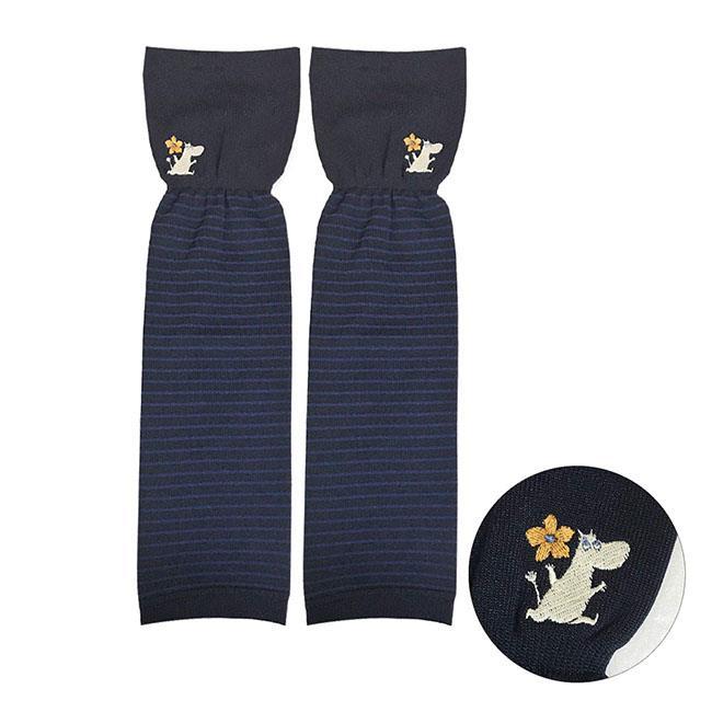 嚕嚕米 抗UV 袖套 日本製 防曬袖套 小不點 溜溜們 慕敏 MOOMIN