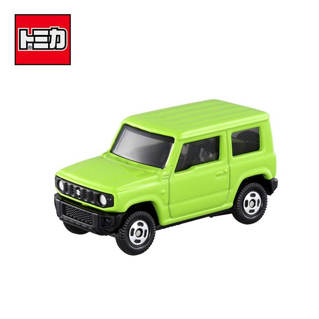TOMICA NO.14 鈴木 JIMNY 吉普車 SUZUKI 玩具車 多美小汽車