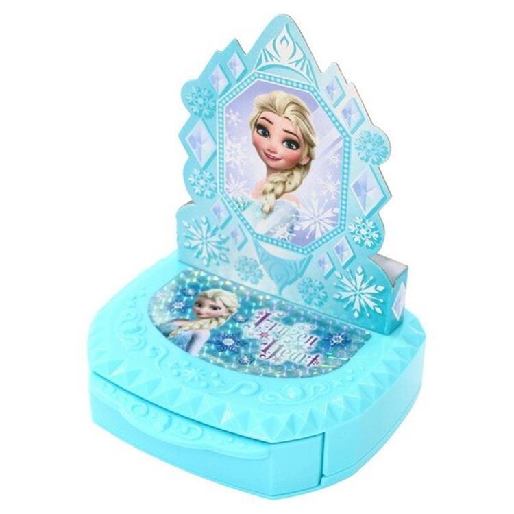 《 Disney 迪士尼》冰雪奇緣皇冠珠寶盒組