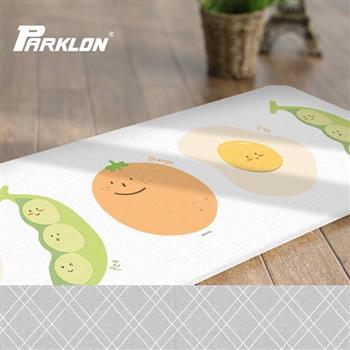 【虎兒寶】PARKLON 韓國帕龍 - 雙面多用途長地墊 -【微笑好友】廚房墊/走道墊