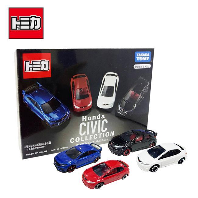 TOMICA Honda CIVIC 車組 本田 玩具車 亞洲特別版 多美小汽車