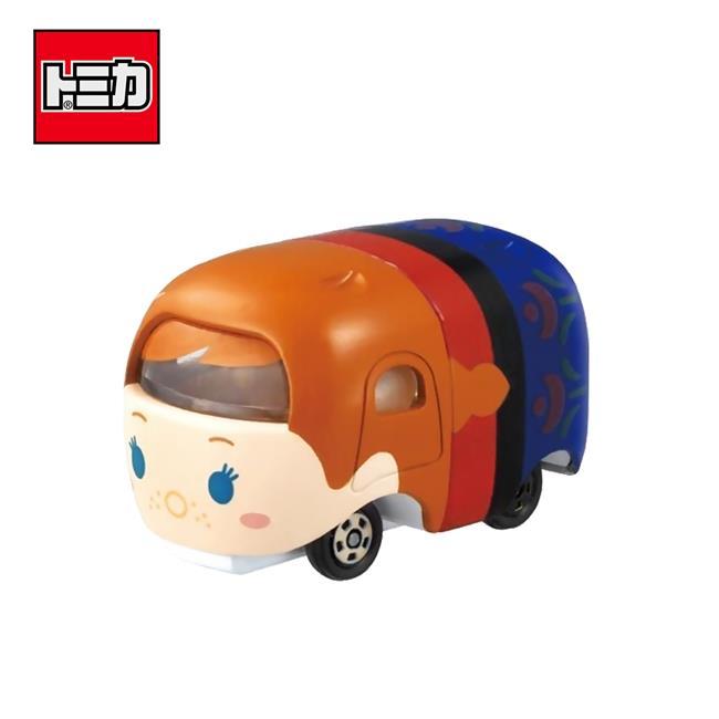 TOMICA TSUM TSUM 安娜 玩具車 冰雪奇緣 Disney Motors 多美小汽車