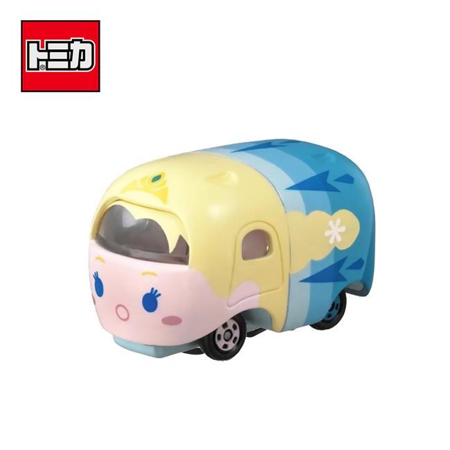 TOMICA TSUM TSUM 艾莎 玩具車 冰雪奇緣 Disney Motors 多美小汽車
