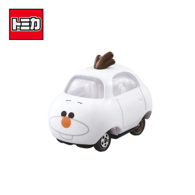 TOMICA TSUM TSUM 雪寶 玩具車 冰雪奇緣 Disney Motors 多美小汽車